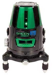 シンワ測定 レーザー墨出し器 レーザーロボグリーンNeo31 BRIGHT 78275【受光器・三脚は別売】