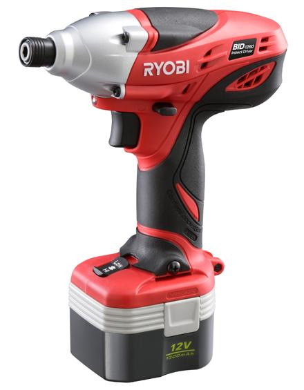 リョービ 12V充電式インパクトドライバー(DIY用ツール) BID-1260