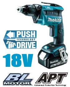 マキタ電動工具 18V充電式スクリュードライバー FS453DRT【5.0Ahバッテリータイプ】