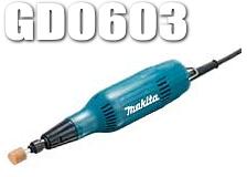 マキタ電動工具 ミニグラインダー GD0603