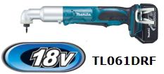 マキタ電動工具 18V充電式アングルインパクトドライバー TL061DRF