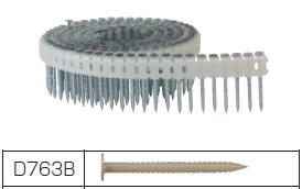 マキタ電動工具 ポケットネイル ステンレス 外装板金 リング 32mm(188本×20巻×2箱) PKR1832SMD763B F-41752