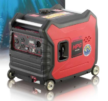 ワキタ メイホー発電機 インバーター発電機 HPG3000iS【※メーカー直送品のため代金引換便はご利用になれません】