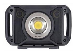 タジマツール スピーカー搭載LEDワークライトR401 LE-R401