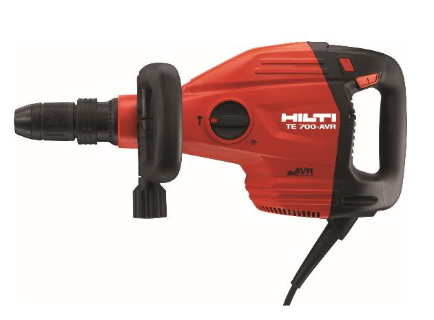 HILTI(ヒルティ) 電動コンクリートブレーカー TE700-AVRコンボ(SDS-maxシャンク)