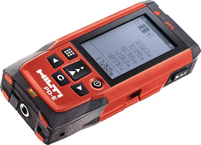 HILTI(ヒルティ) レーザー距離計 レーザーレンジメーター PD-E