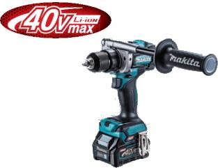 マキタ電動工具 36V(40Vmax)充電式ドライバードリル DF001GRDX【BL4025×2個・充電器・ケース付】