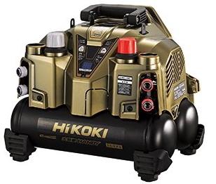 【限定色】 HiKOKI/ハイコーキ(日立電動工具) 高圧エアコンプレッサー(タンク容量8L) EC1245H3(TN)(BG) [セキュリティ機能なし]