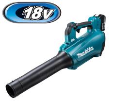 マキタ電動工具 ブロワ 18V充電式ブロアー MUB184DRGX【BL1860B×2個・充電器付】