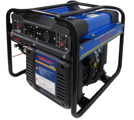 パワーテック インバーター発電機 PG3100i(3.1kVA)【※メーカー直送品のため代金引換便はご利用になれません】