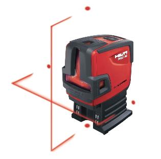 HILTI(ヒルティ) レーザー墨出し器 コンビレーザー PMC46 ※受光器は別売