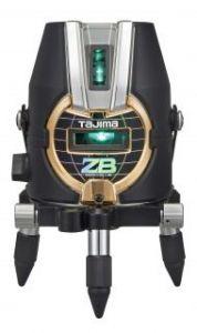 タジマツール ブルーグリーンレーザー墨出し器 ZERO BLUE-KYR(乾電池タイプ) ZEROB-KYR(本体のみ)【受光器・三脚ば別売】