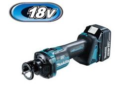 マキタ電動工具 18V充電式ボードトリマ CO181DRG【BL1860B×1個・充電器・ケース付】