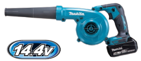 マキタ電動工具 14.4V充電式ブロアー UB144DRF【BL1430B×1個・充電器付】 ブロワー