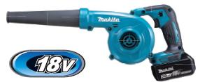 マキタ電動工具 18V充電式ブロアー UB185DRF【BL1830B×1個・充電器付】 ブロワー