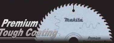 マキタ電動工具 スライド・卓上マルノコ用 プレミアムタフコーティングチップソー 260mm×100P A-51633