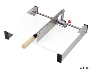 【蕎麦打ち道具】CutCut麺切台 刃225mm A-1000
