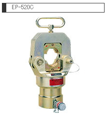 IZUMI(イズミ) 油圧式圧縮工具 EP-520C
