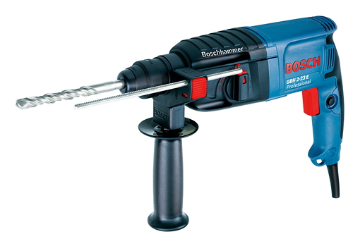 【BOSCHセール!!】ボッシュ電動工具 23mmハンマードリル GBH2-23E(SDSプラス)(正逆なし)