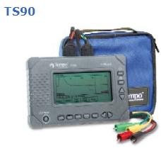 電話回線用TDR 事故点検出装置 テレスカウト TS-90
