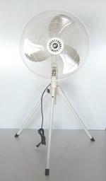 三脚スタンド型 工場用扇風機 【50cm】工場扇 HX-500※