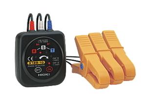 日置電機 検相器(金属非接触方式) ワイドタイプ PD3129-10