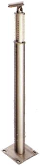 積水樹脂 セキスイ アプローチEレール 新作アイテム毎日更新 優先配送 手すり支柱 ベースプレート式