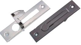 アイワ金属 ステンレス半回転取手 バネ付 本日の目玉 床下収納用取っ手 購買 D型