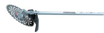 マキタ スプリット草刈機/刈払機用アタッチメント 刈払アタッチメント 草刈刃230mm EM402MP A-53089