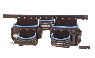 マキタ電動工具 【ツールバッグシリーズ】3ポーチベルトセット A-53702