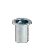 TOP(トップ工業) アルミニウム平頭ナット 箱入り(1000本)  APH-1025