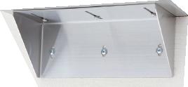 SONIA コーワソニア 壁埋込用補助ブラケット宅配ポスト1433・宅配ボックス2333用