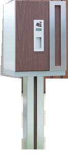SONIA コーワソニア ポスト用スタンド 宅配ポスト1433・宅配ボックス2333用