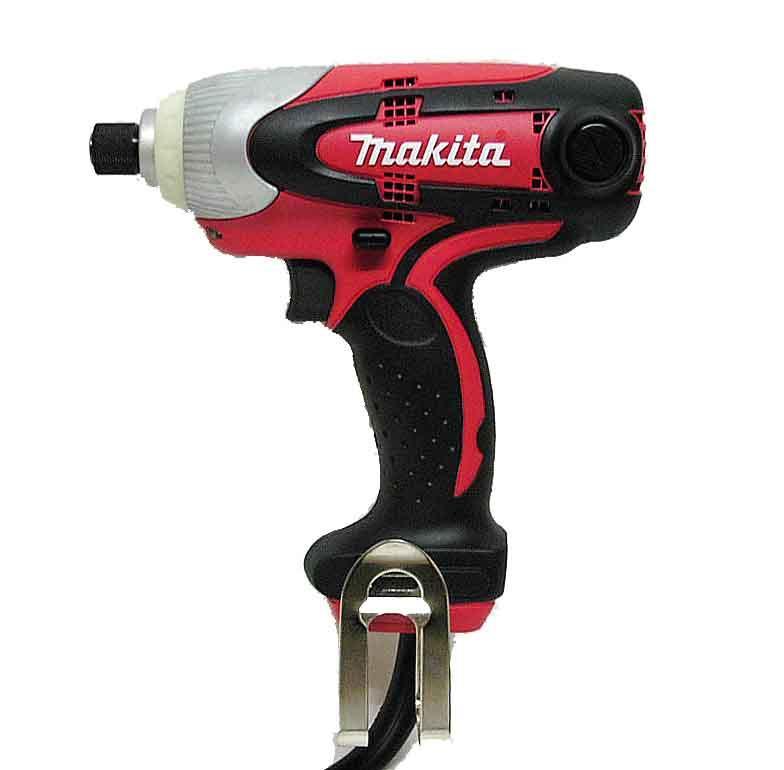 マキタ電動工具 インパクトドライバー 6955SPKR(赤)【10mコード・ケース付】