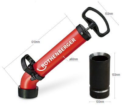 排水管清掃機 アサダ R72070Y お買い得 ローポンプスーパープラス メイルオーダー