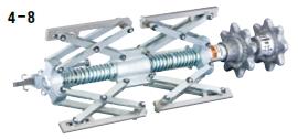 アサダ インナークランプ 4-8 S784102