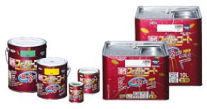 アサヒペン 油性スーパーコート 10L 【備考欄にご希望のカラーを明記して下さい】