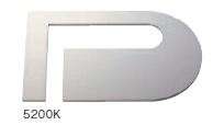 大建プラスチックス ステンレス切文字 5200K 【寸法・書体をご指定下さい/別途お見積もり】【※受注生産/納期目安3週間】