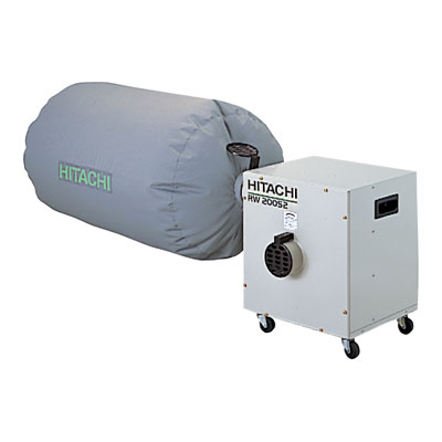 HiKOKI/ハイコーキ(日立電動工具) 木工用集塵機 RW200S2