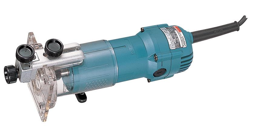 マキタ電動工具 電子トリマ 3707FC
