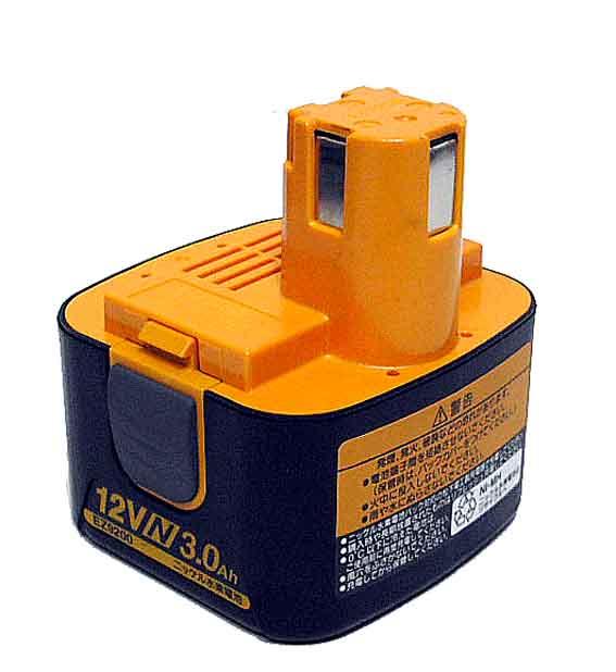 パナソニック電動工具バッテリー12V 2.8Ah EZ9200S