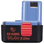 HiKOKI/ハイコーキ(日立電動工具) バッテリー 14.4Vニッケル水素電池 EB1420RS