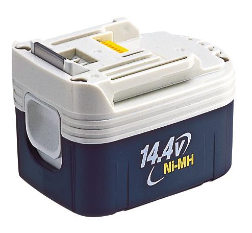 マキタ電動工具 14.4Vニッケル水素バッテリー(スライド式) BH1420