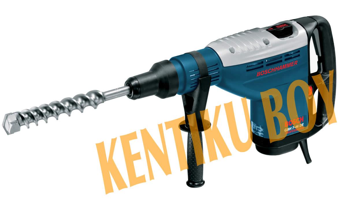 ボッシュ電動工具 45mmハンマードリル(SDS-max) GBH7-46DE
