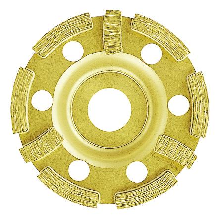 マキタ電動工具 ダイヤモンドホイール 平S字型(研削用)100mm A-33794