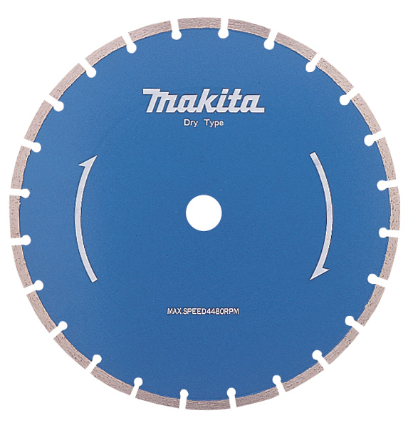 マキタ電動工具 ダイヤモンドホイール セグメント 4112用305mm A-36326