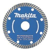 マキタ電動工具 ダイヤモンドホイール 波型 156mm A-03414