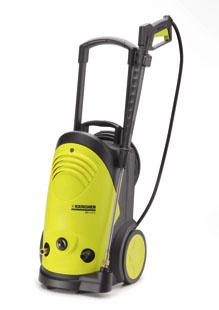 KARCHER【ケルヒャー】 業務用冷水高圧洗浄機 HD4/8C