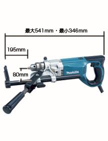 マキタ電動工具 電気ボーラー(鉄工13mm) 6305AW