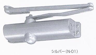 ドアクローザー NEWSTAR ニュースタードアクローザー パラレル型・ストップなし K-P74BL バックチェック機能付